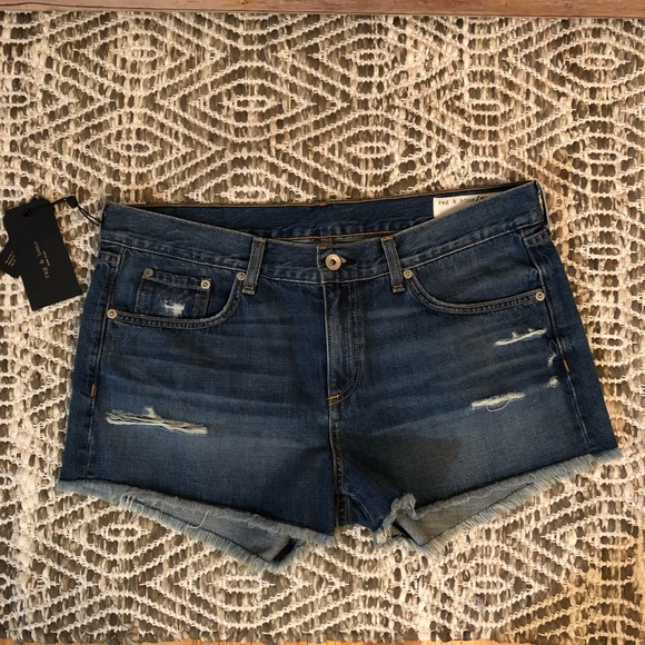 rag & bone Pants - Rag & Bone // NWT Johnny Cut Off Shorts